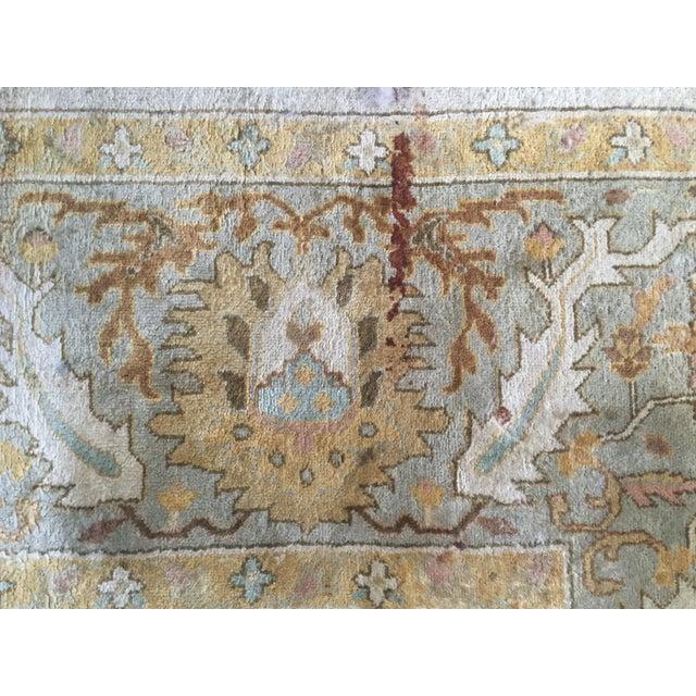Vintage Wool Persian Rug - Image 5 of 6