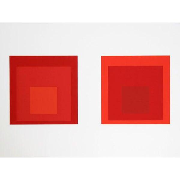 Artist: Josef Albers Portfolio: Formulation: Articulation (Double Portfolio) Title: Portfolio 2, Folder 27, Image 2 Year:...