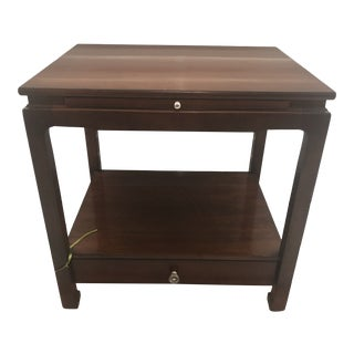Late 20th Century Alexa Hampton for Hickory Chair Sara Side Table For Sale