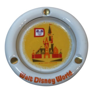 Vintage Walt Disney Ash Tray For Sale