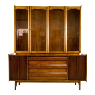Lane Sideboard & China Cabinet