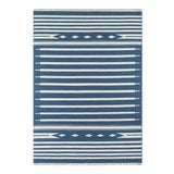 "Image of Erin Gates by Momeni Thompson Billings Denim Hand Woven Wool Area Rug - 3'6"" X 5'6"" For Sale"
