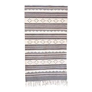 Teja Flatweave Striped Rug - 2′6″ × 5′6″ For Sale