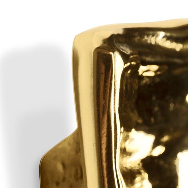 Mid-Century Modern Covet Paris Baruka Cm3021 Door Pull For Sale - Image 3 of 6