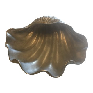 Vintage Arthur Court Shell Tray For Sale