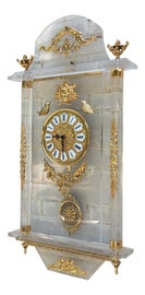 Image of Lucite Clocks