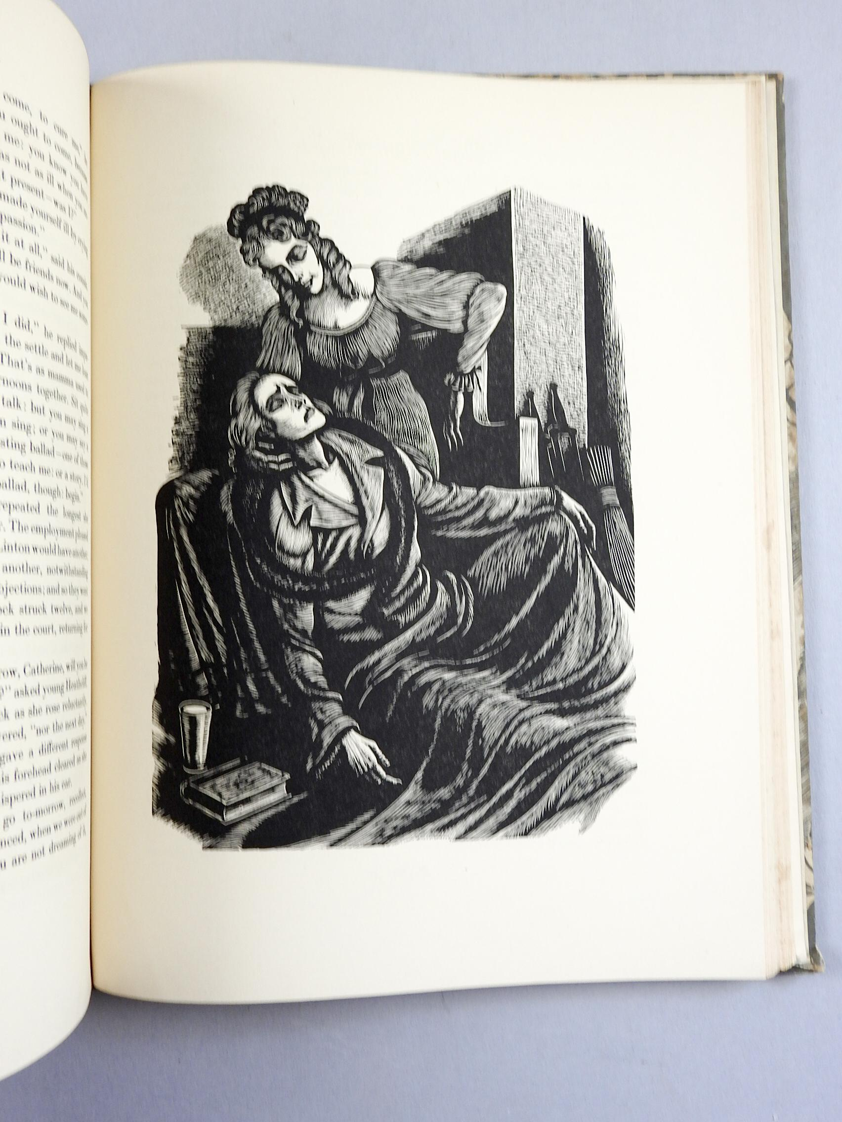a review of the book wuthering heights by emily bronte Free summary and analysis of the events in emily brontë's wuthering heights  that won't make you snore we promise.