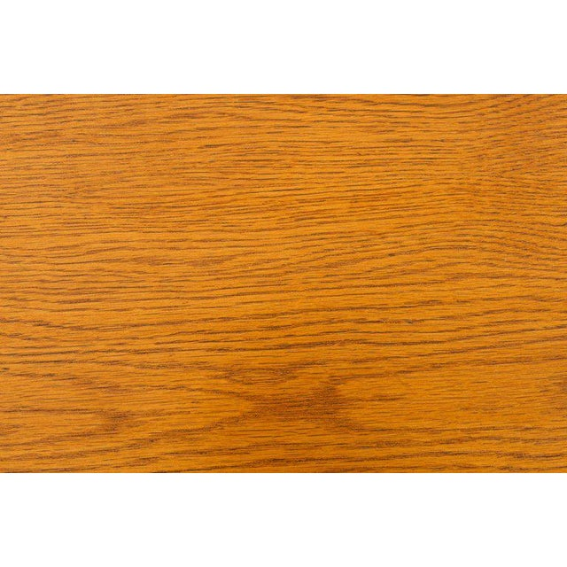 Florence Knoll Dining Table or Desk For Sale In New York - Image 6 of 8
