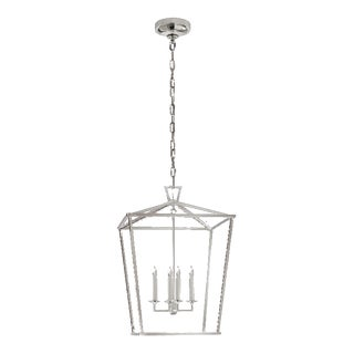 Contemporary Darlana Medium Lantern For Sale