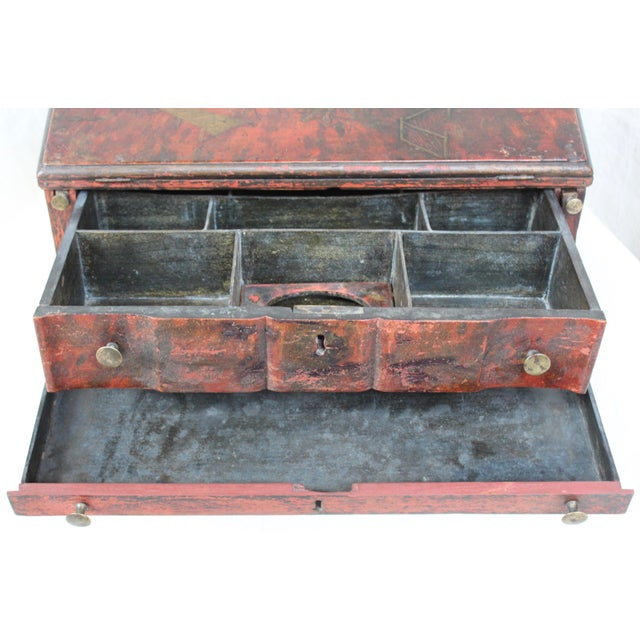 Antique Chinese Export Lap Desk - Image 4 of 11