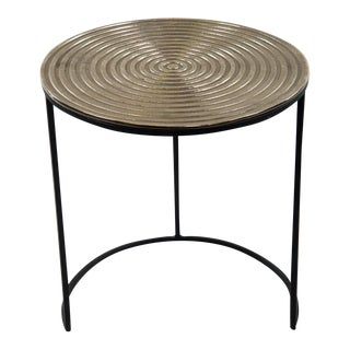 Dartmouth Industrial Side Table