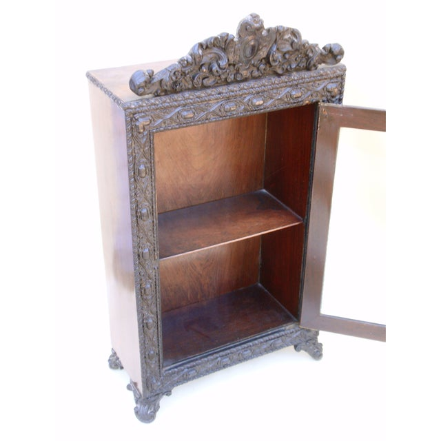 Alphonse Giroux French Curio Cabinet - Image 5 of 8