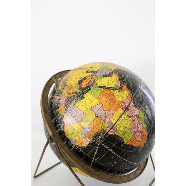 1961 Cram's Universal Globe For Sale - Image 9 of 9