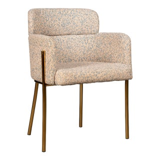 Marseille Dining Chair, Cream For Sale