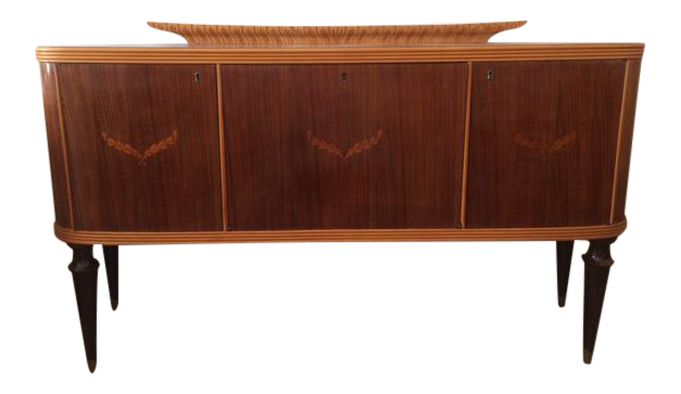 Moderne Sideboard vintage used provincial credenzas and sideboards chairish