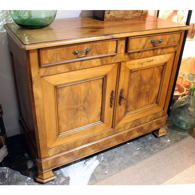 Traditional Louis Phillipe Buffet For Sale - Image 3 of 8