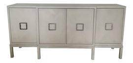 Image of Antique White Credenzas and Sideboards