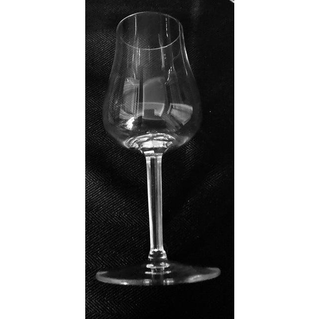 Baccaret Claret Wine Glasses - Set of 6 For Sale - Image 9 of 9