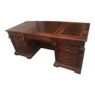 Traditional Executive Desk For Sale