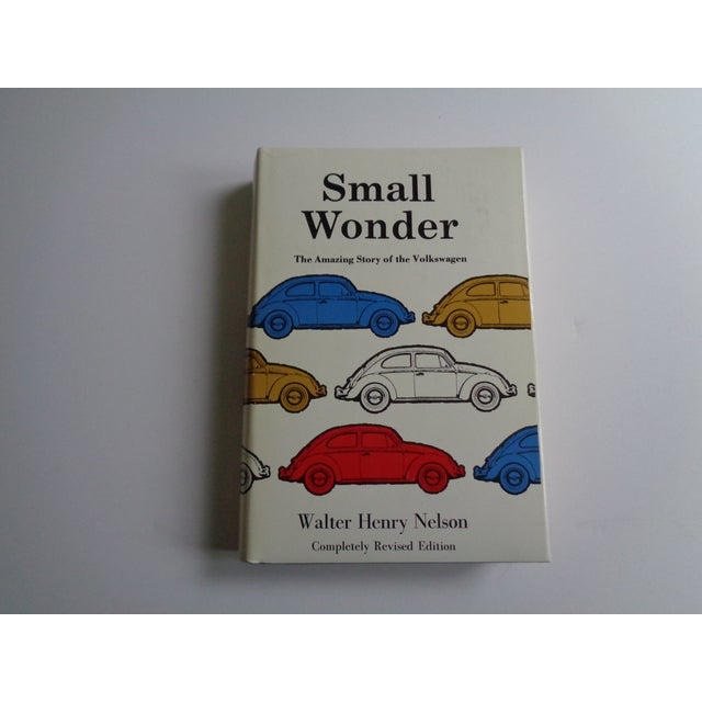 """Vintage """"Small Wonder, The Amazing Story of the Volkswagen"""" Book - Image 7 of 7"""