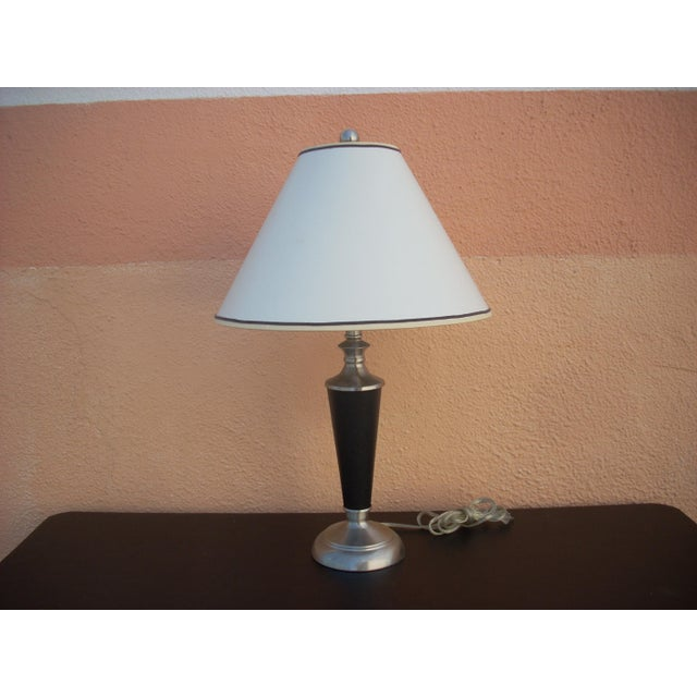 Contemporary Table Lamp For Sale - Image 6 of 6