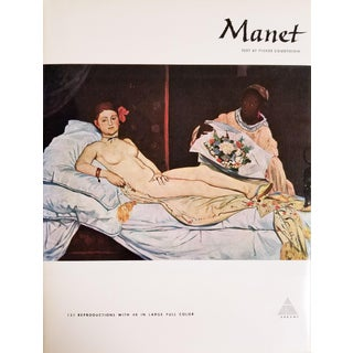 Manet Art Coffee Table Book For Sale