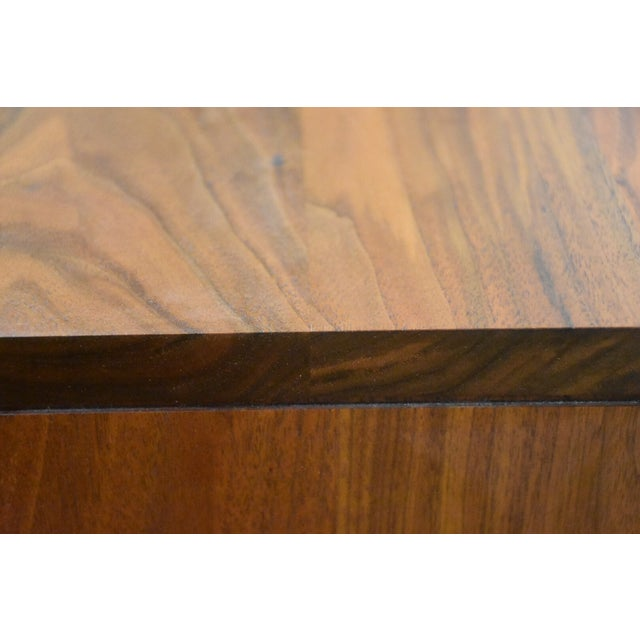 Atlantico Walnut Dresser Credenza - Image 9 of 11