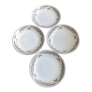 Royal Doulton English China Dishes - Set of 4 For Sale