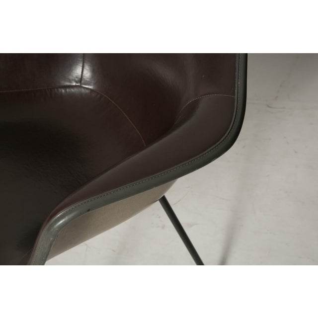 Eames Padded Shell Chair for Herman Miller - Image 7 of 7
