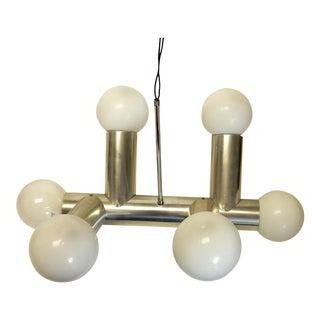 Vintage used miami chandeliers chairish robert haussmann swiss mid century modern atomic chandelier aloadofball Gallery