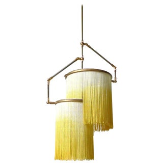 Yellow Charme Pendant Lamp, Sander Bottinga For Sale