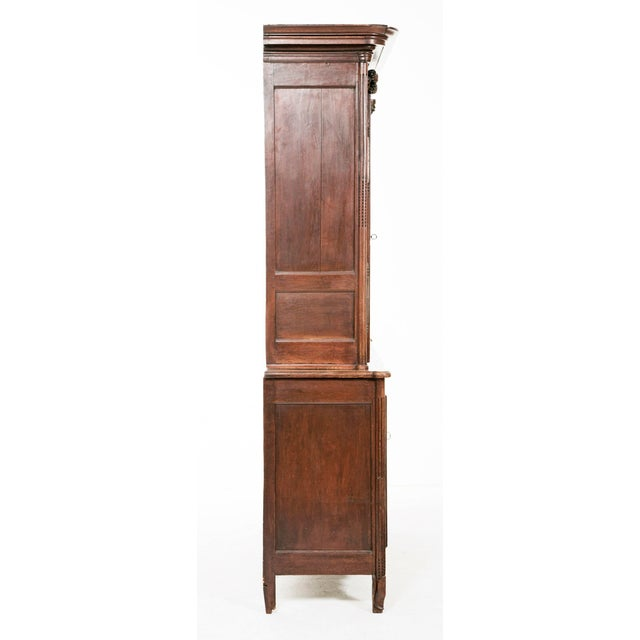 French Early 19th century French Oak Cabinet For Sale - Image 3 of 8