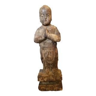 19th Century Child Buddha Figure For Sale
