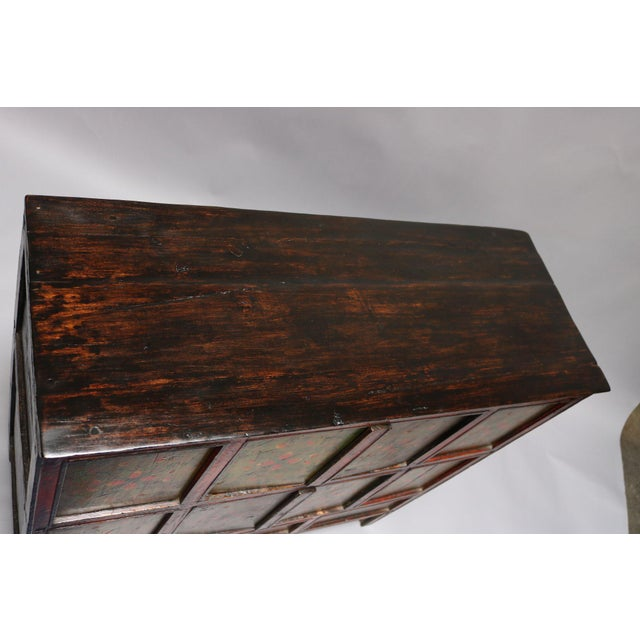 1920s Tibetan Chest For Sale In Los Angeles - Image 6 of 7