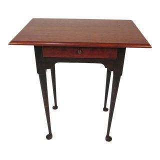 1970s Eldridge Wheeler Side Table For Sale