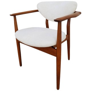 Finn Juhl Attributed to NV55 Armchair For Sale