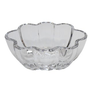 Crystal Shell Shaped Bowl For Sale