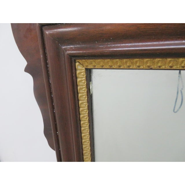 Council Furniture Chippendale Mahogany Mirror - Image 5 of 7