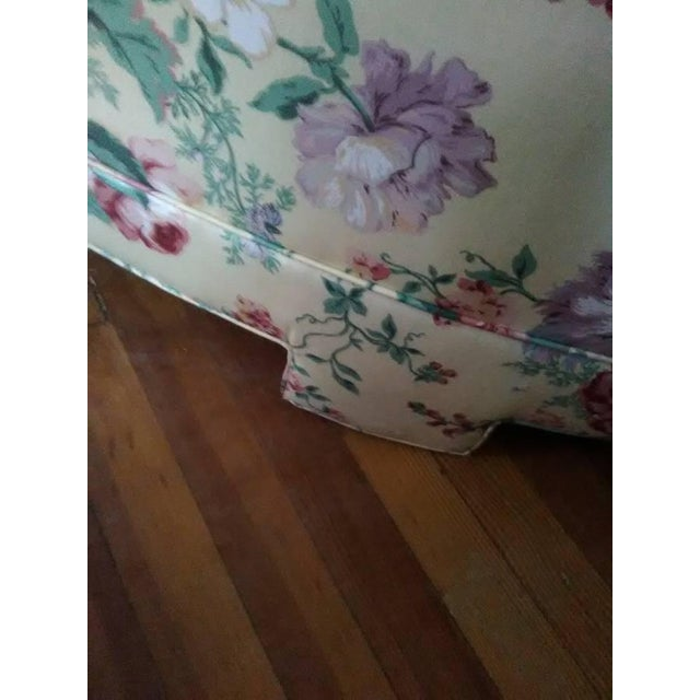 Vintage Ethan Allen Curved Sectional Sofa - Image 8 of 8