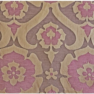 Lee Jofa Palto Damask Designer Fabric by the Yard For Sale