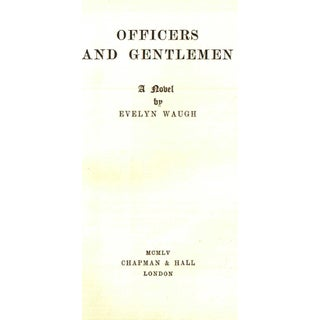 """1955 """"Officers and Gentlemen"""" Collectible Book Preview"""