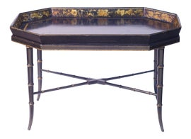 Image of Paper Mache Tray Tables