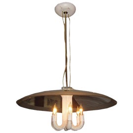 Image of Newly Made Gio Ponti Pendant Lighting