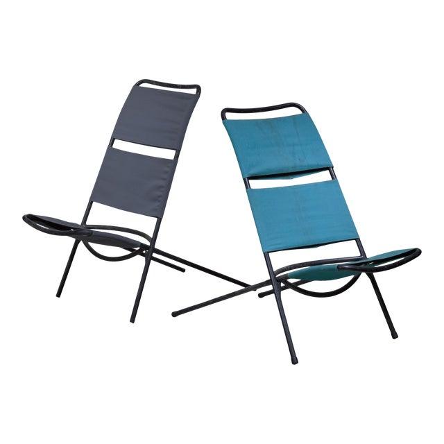 Pair Ilmari Tapiovaara 'Congo' Chairs For Sale
