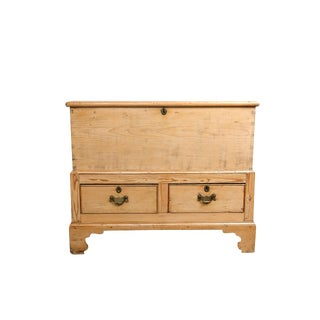 19th Century English Mule Chest