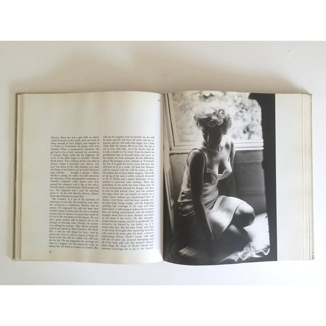 """ Marilyn Biography "" Norman Mailer Vintage 1973 Rare 1st Edtn Iconic Collector's Photography Book For Sale - Image 11 of 13"