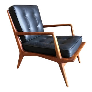 Carlo DI Carli Lounge Chair for M. Singer & Sons, 1950s For Sale