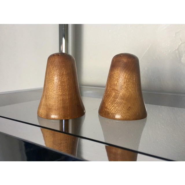 "Danish Modern ""S & P"" Salt & Pepper Shakers - Image 4 of 5"