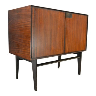 Italian Modern Edmondo Palutari for Dassi Rosewood Chest #2 For Sale