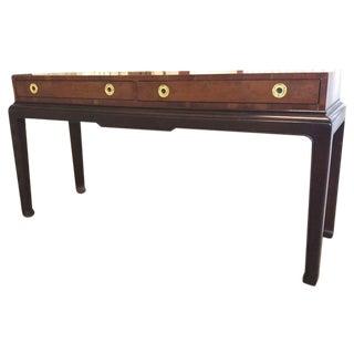 Henredon Sofa Table For Sale